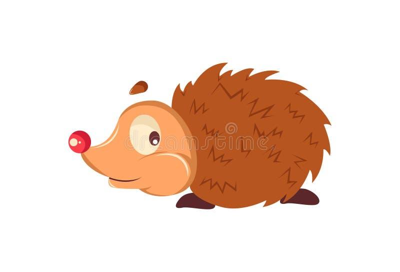 Cão bonito da conversão ilustração stock