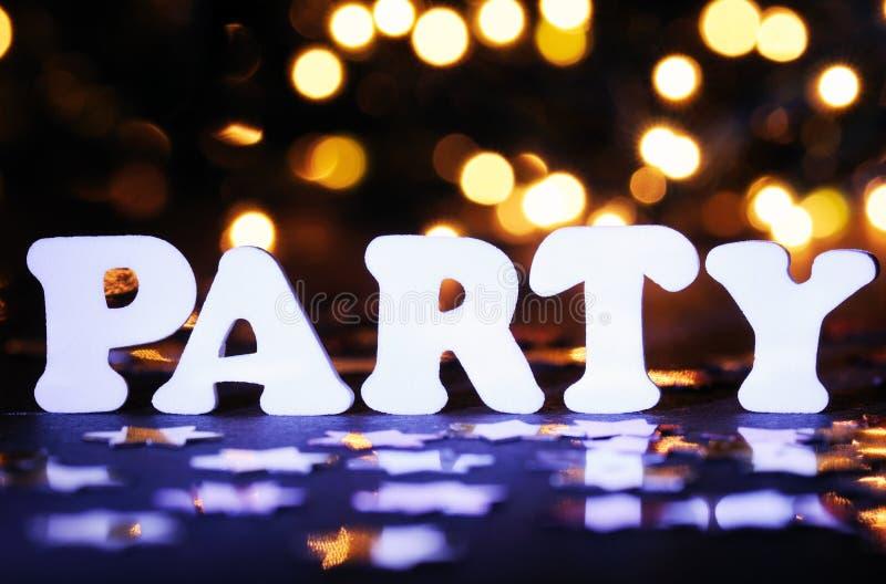 Célébration photos stock