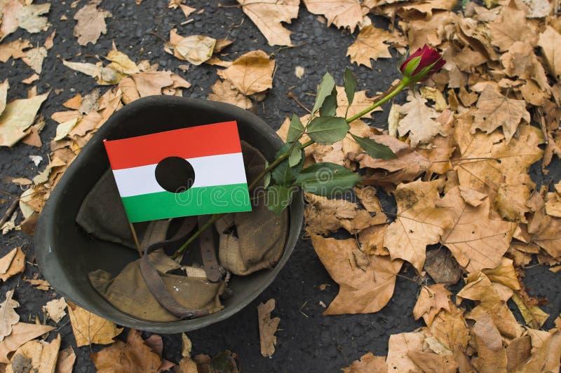 Célébration de 1956, Hongrie images libres de droits