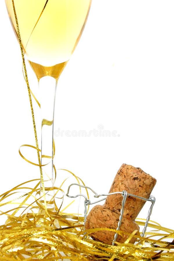 Célébration de Champagne photographie stock libre de droits