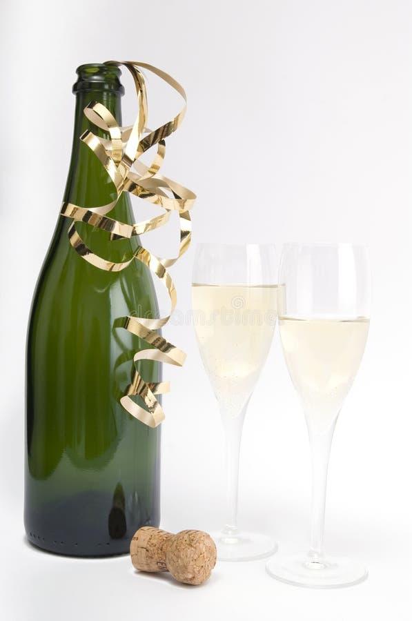 Célébration de Champagne photos stock
