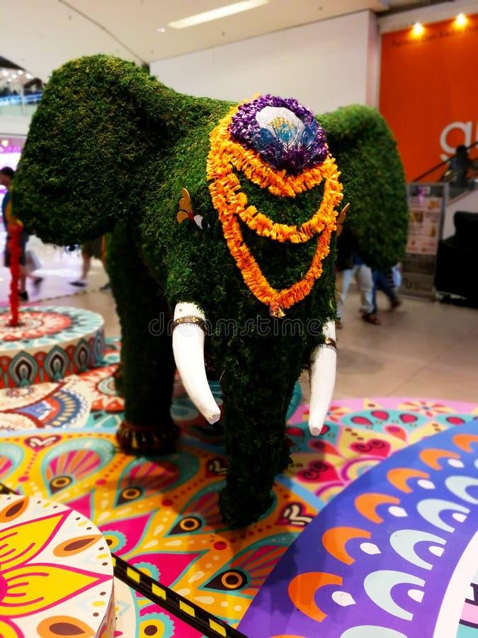 Célébration de Deepawali image stock