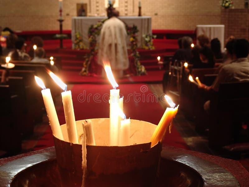 Célébration de Pâques images libres de droits