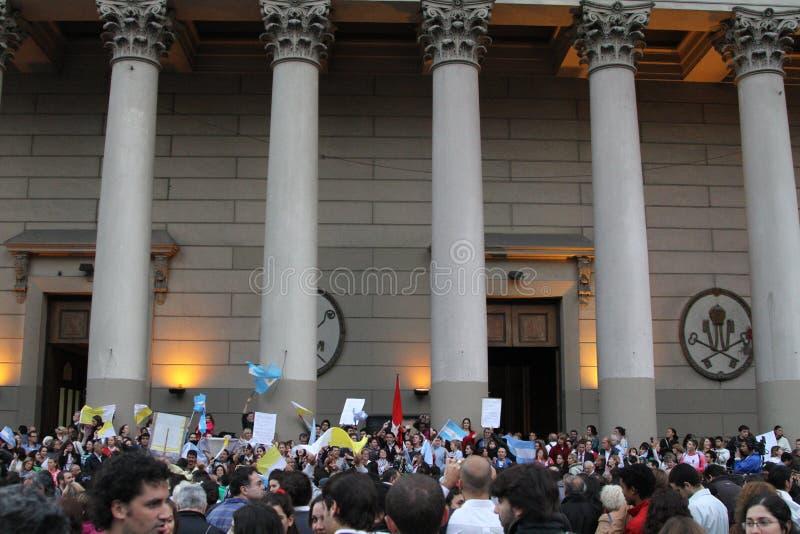 Pape Celebrations de Buenos Aires