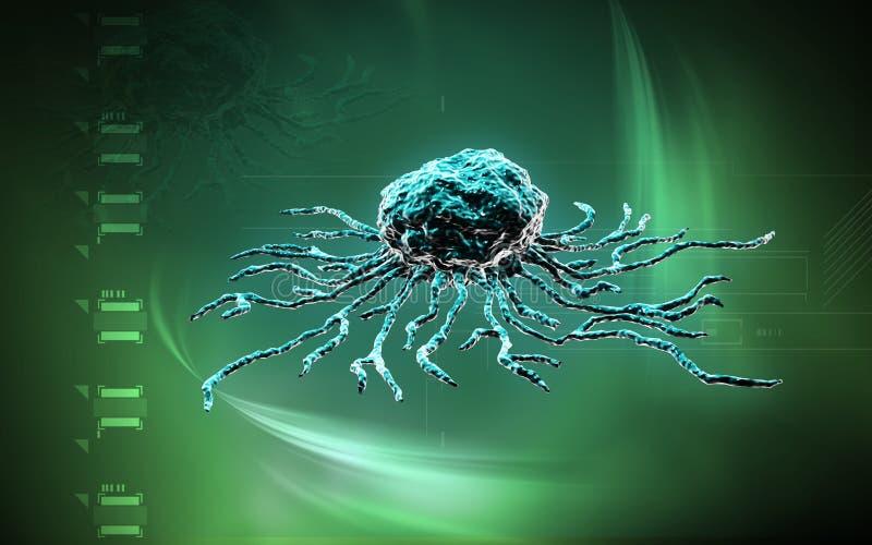 Células estaminais ilustração do vetor