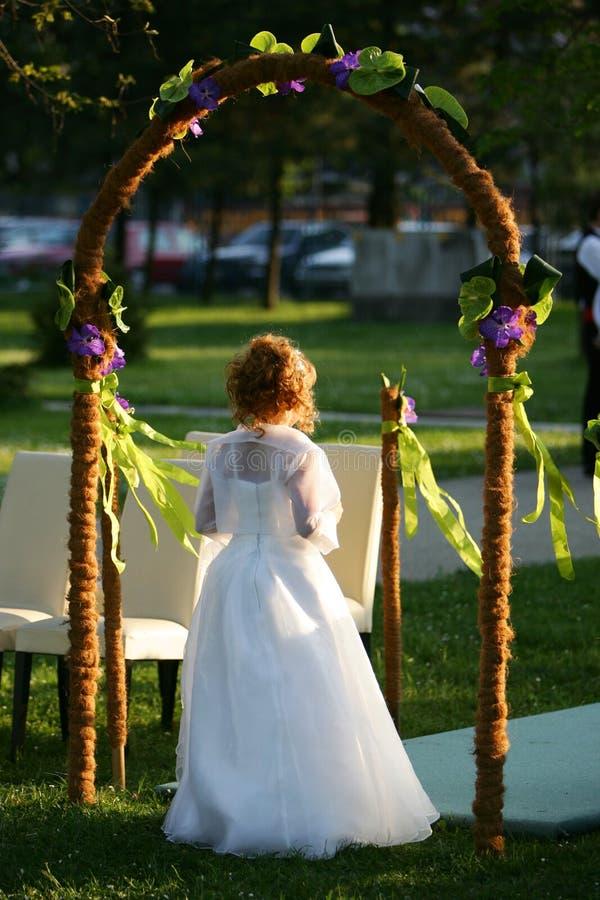 Cérémonie de mariage photos stock