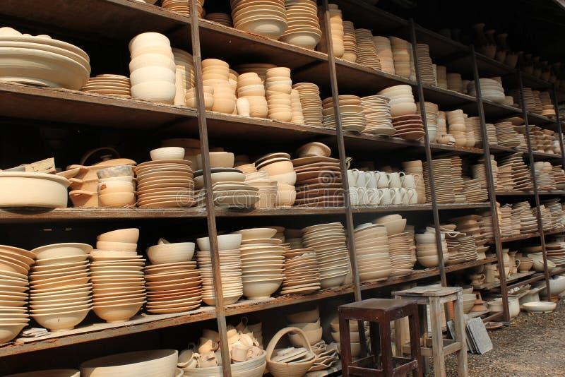 Céramique photos stock