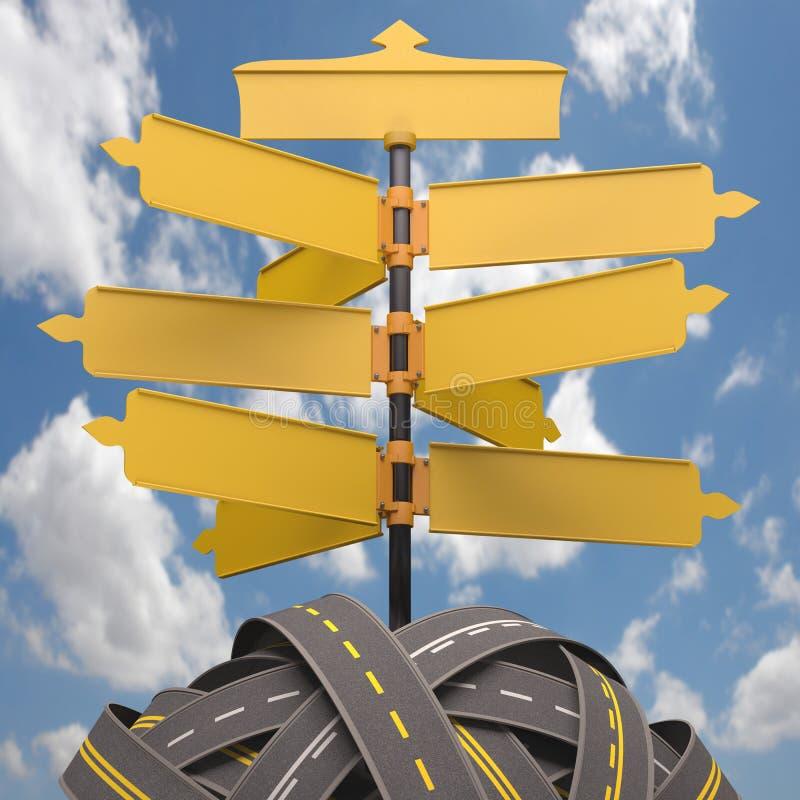 Céu azul de tráfego de informação