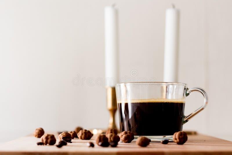 Céu do café imagens de stock