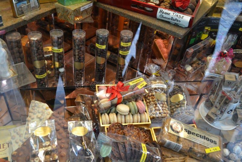 Céu do chocolate imagens de stock royalty free