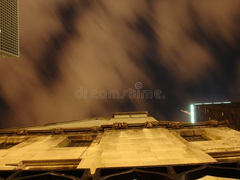 Céu gótico imagem de stock royalty free