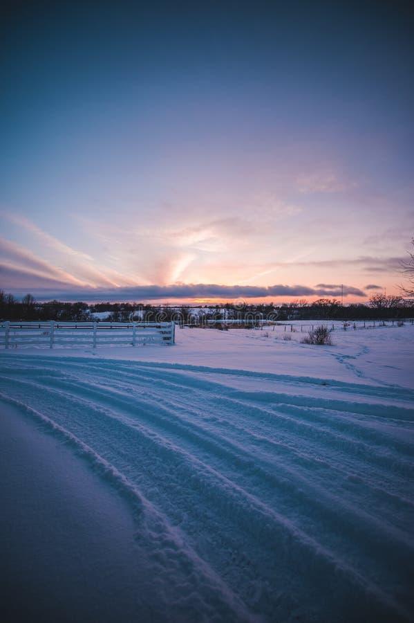 Céu grande do por do sol da montanha de Teton fotos de stock royalty free