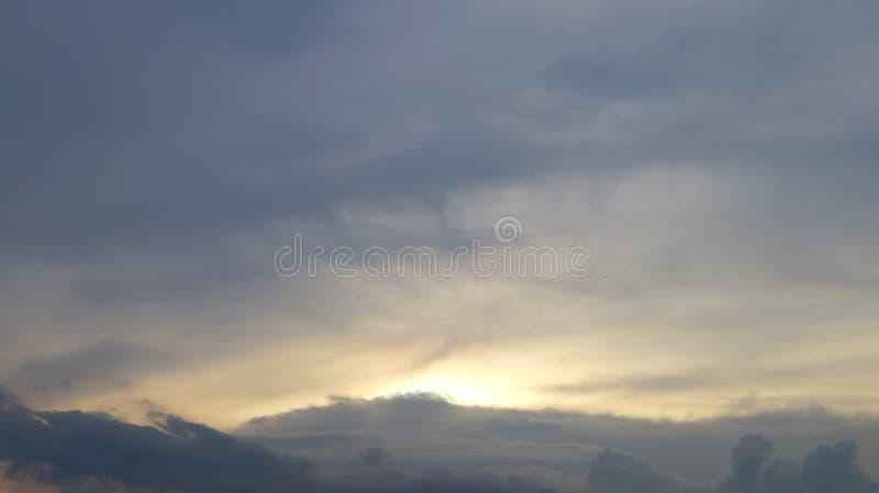 Céu na noite fotos de stock