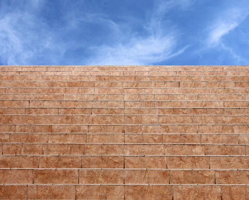 Download Céu acima das etapas imagem de stock. Imagem de escadas - 29844015