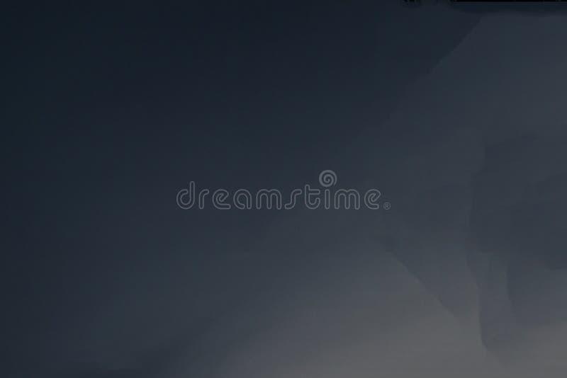 Céu noturno abstrato do Watercolour imagens de stock