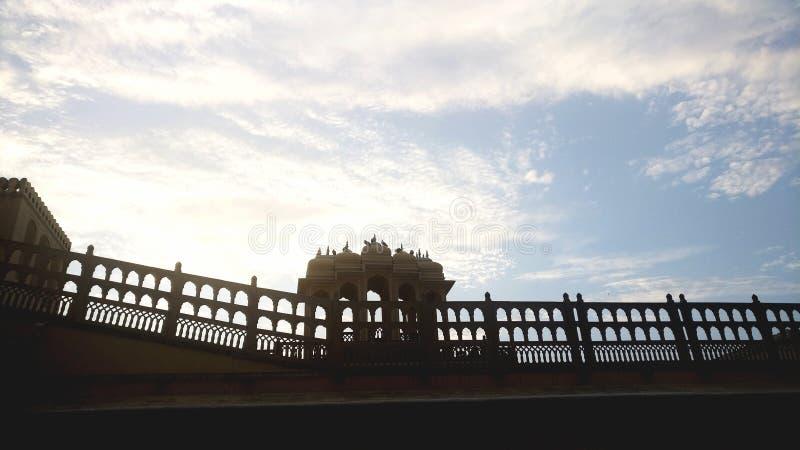 Céus, arquitetura, forte, escultura, história imagens de stock royalty free