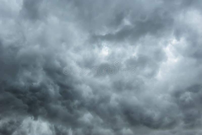 Céus nublado imagem de stock royalty free