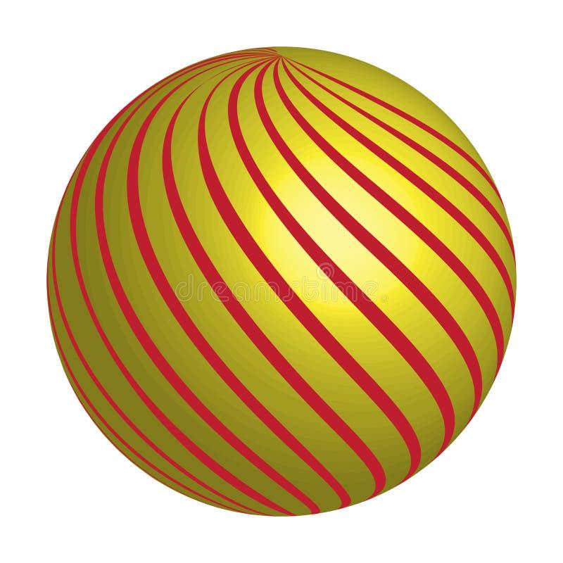 Círculo abstracto Logo Design Vector fotos de archivo libres de regalías