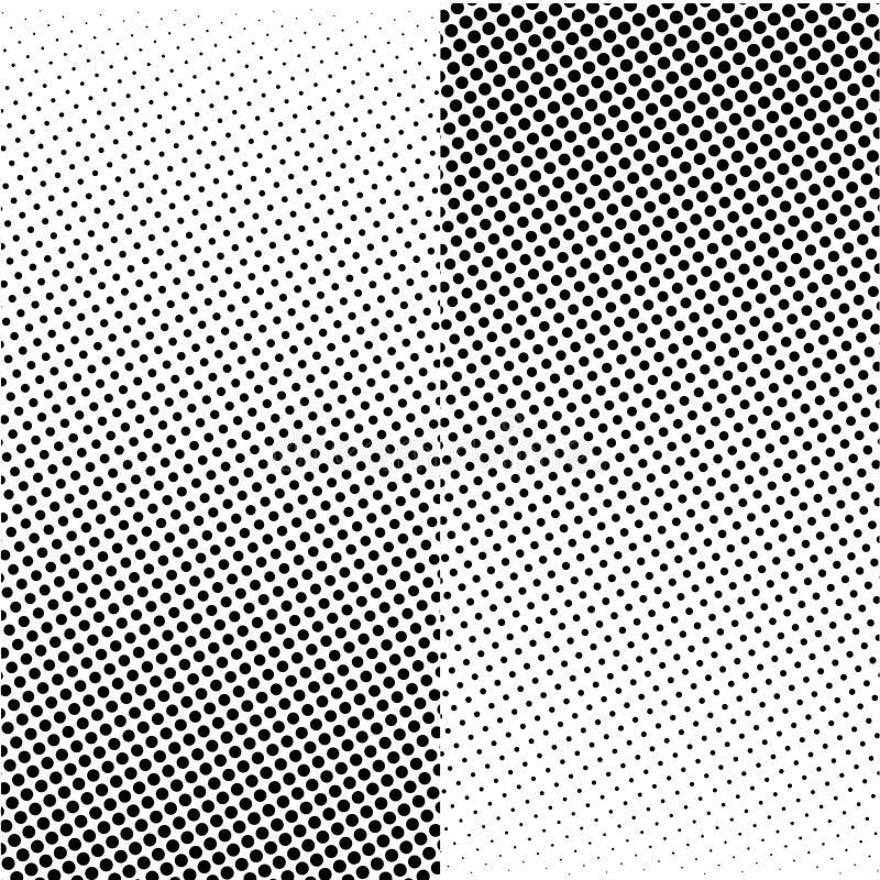 Círculo abstrato Logo Design, textura de intervalo mínimo do teste padrão Vector o fundo futurista moderno para cartazes, cartões ilustração do vetor