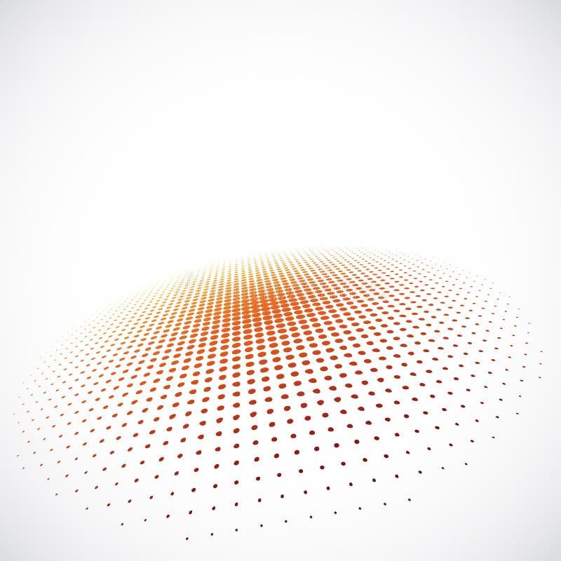 Download Fundo da reticulação 3D ilustração do vetor. Ilustração de creativo - 29827194