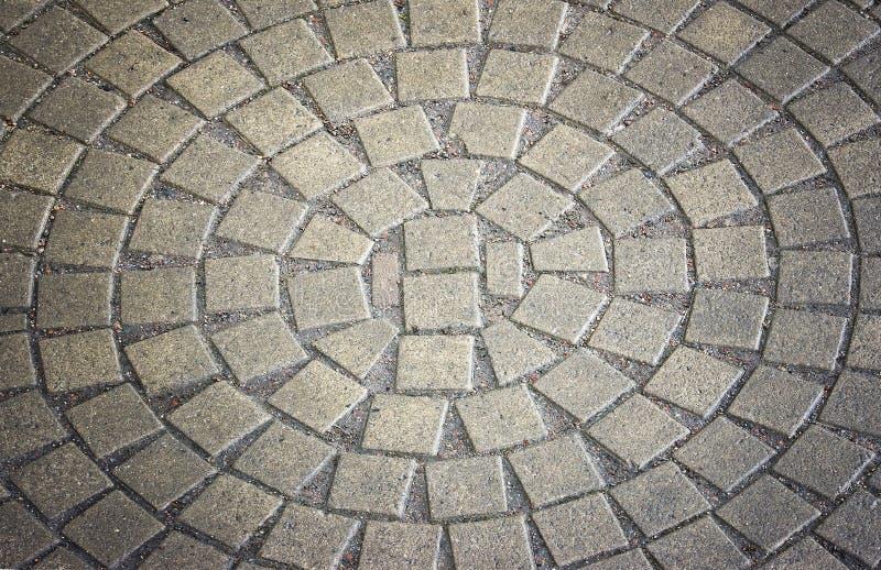 Círculo de piedras foto de archivo