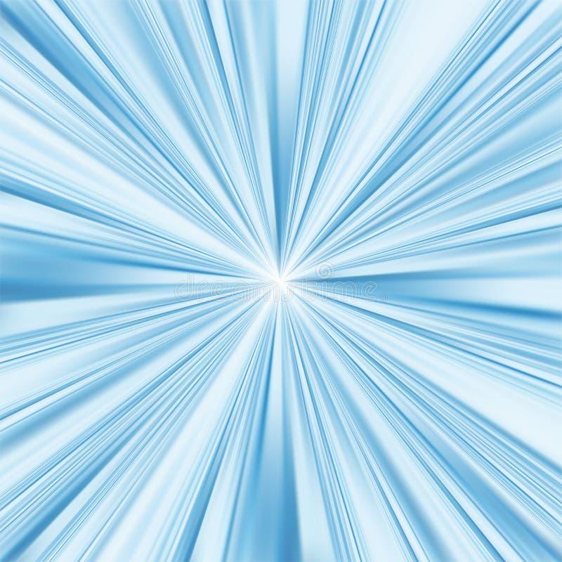 Círculo do blue_Light da malha de GD ilustração royalty free