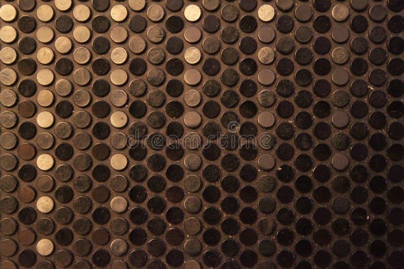 Círculos refletindo fotografia de stock royalty free