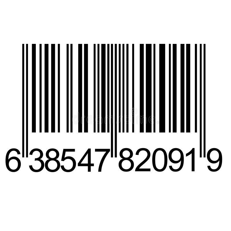 Código de barras libre illustration