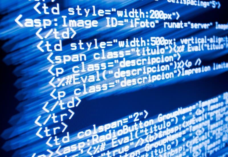 Código del Web libre illustration