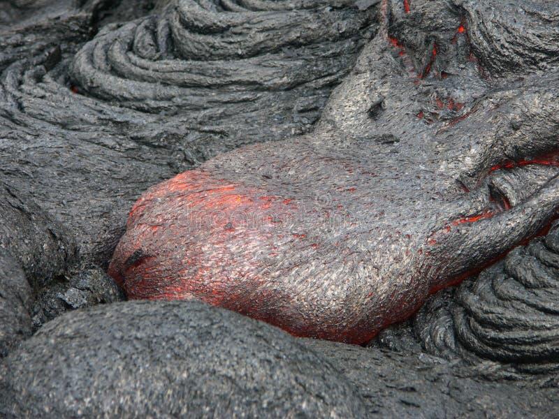 Cópia da lava imagens de stock