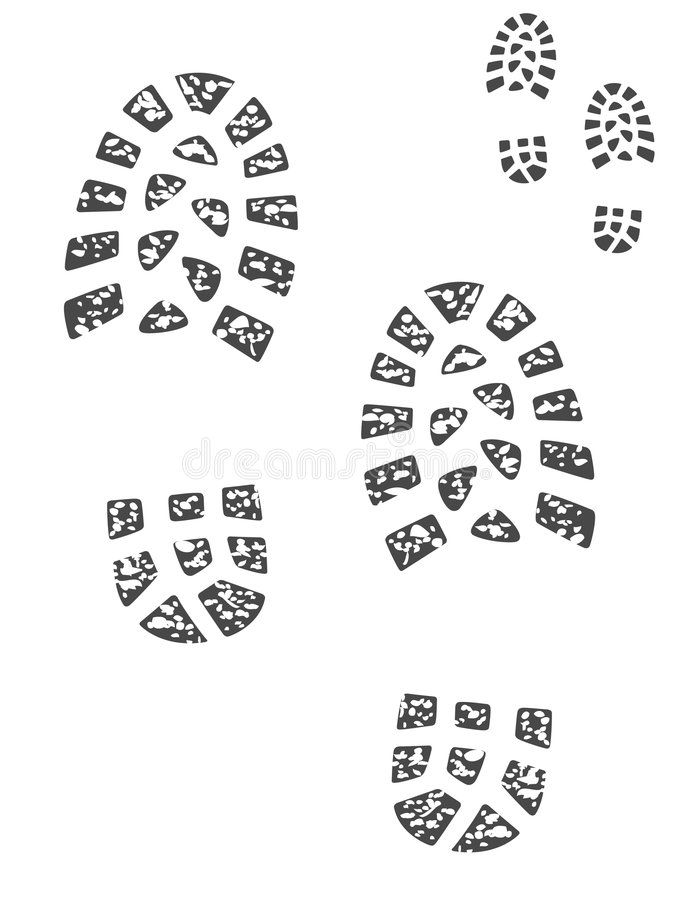Cópias do carregador ilustração stock