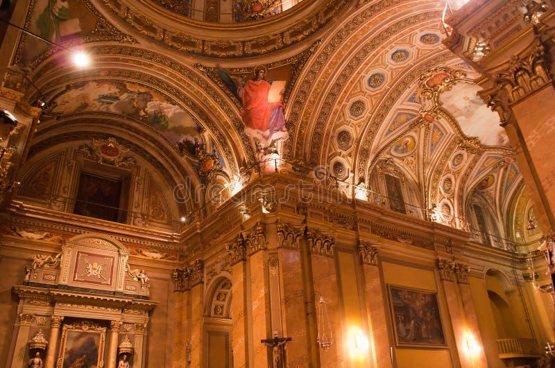 Córdoba-Kathedrale, Argentinien stockfotografie