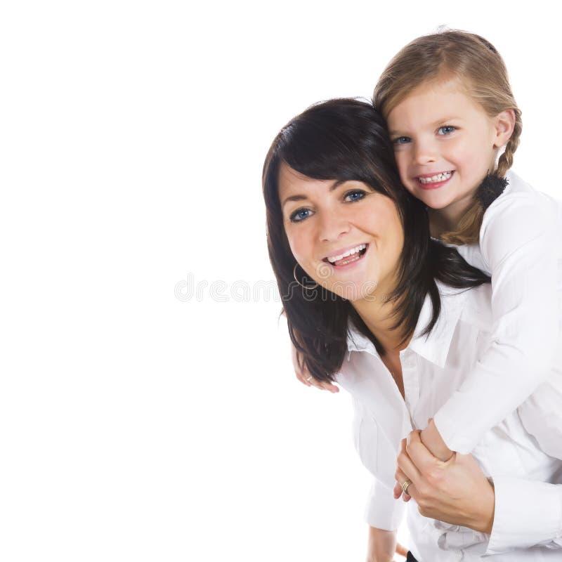 córki matka obrazy royalty free