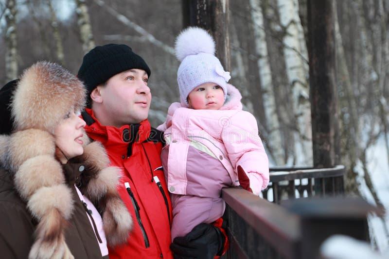 córki odległości ojciec ściska spojrzenie matki obrazy royalty free