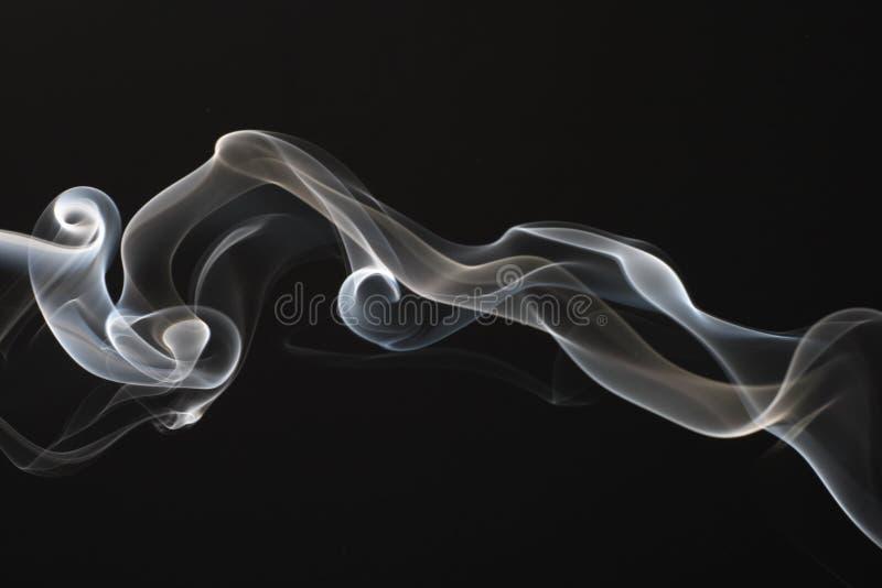 Córregos de um fumo fotos de stock