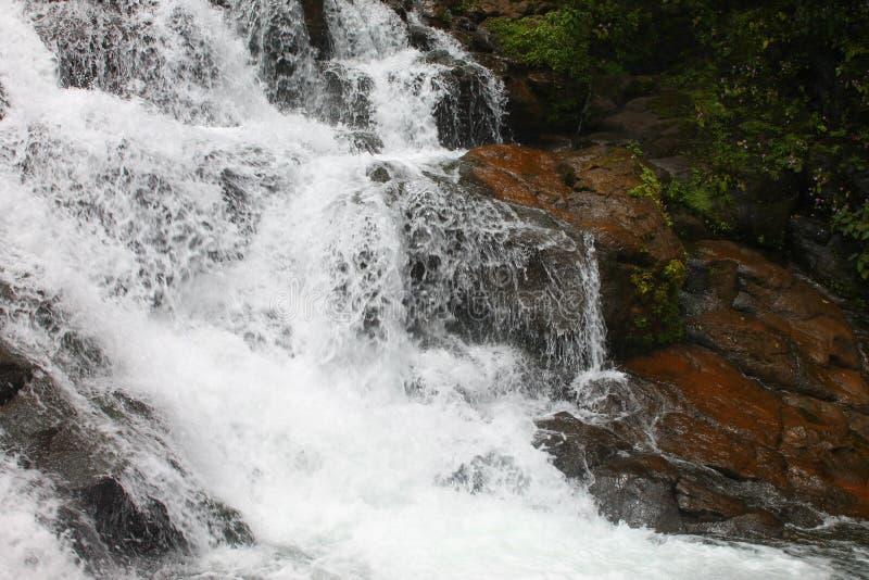 Córregos indianos da água - belgaum imagem de stock