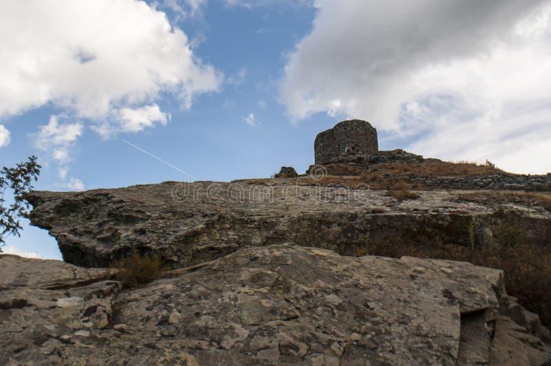 Córsega, Corse, Cap Corse, Corse superior, França, Europa, ilha fotos de stock royalty free