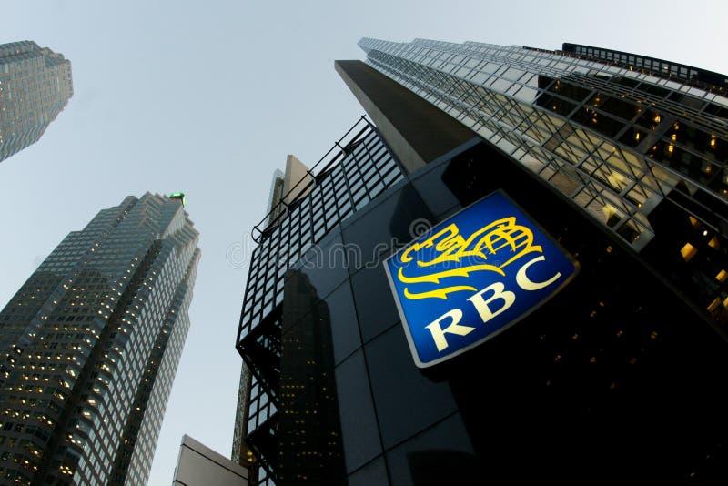 Côté de RBC photographie stock