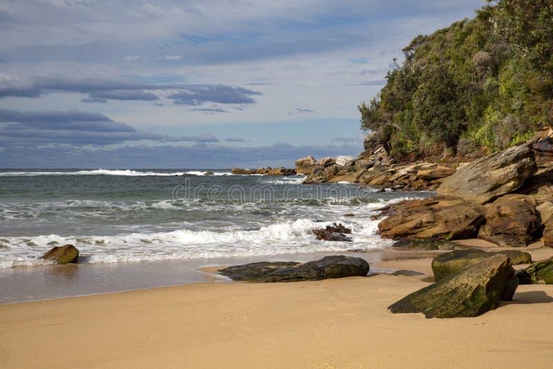 Côte Australie photographie stock libre de droits