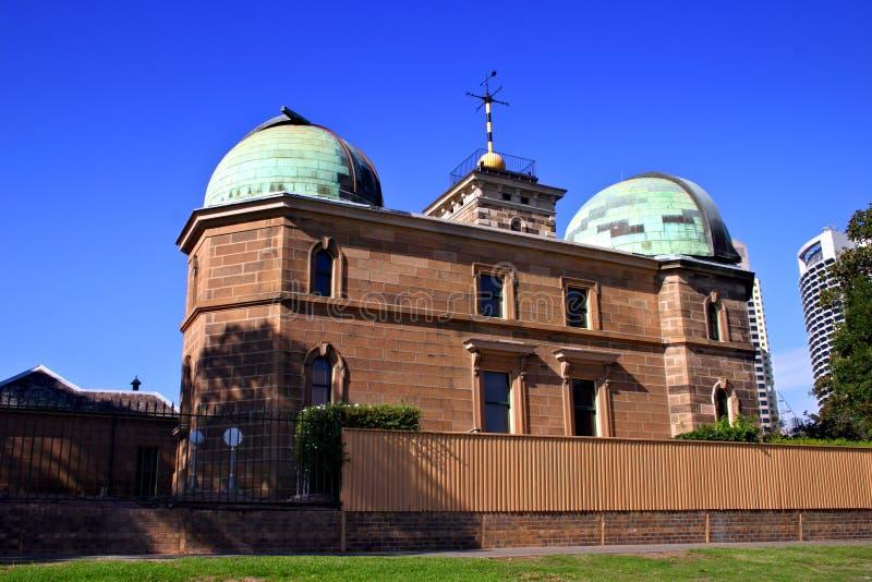 Côte d'observatoire, Sydney image stock