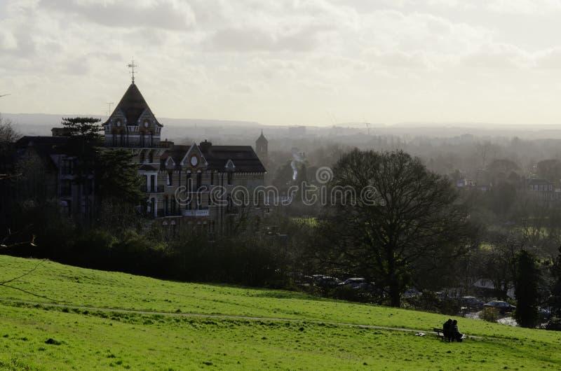 Côte de Richmond de vue image stock