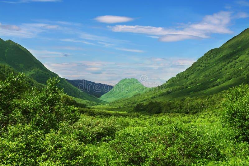 Côtes Vertes Images libres de droits