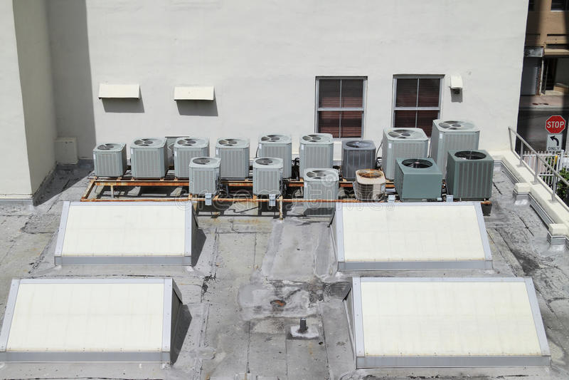 c屋顶顶层部件 免版税库存照片