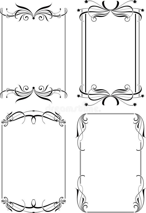 Download C花卉框架集 向量例证. 插画 包括有 背包, 框架, 设计, 例证, 典雅, 要素, 抽象, 装饰, 花卉 - 15682536