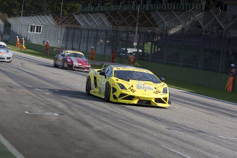 C 我 Gran Turismo小汽车赛 免版税库存图片