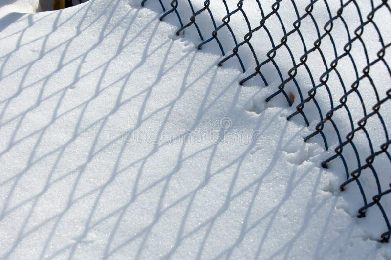 33c 1月横向俄国温度ural冬天 背景砖老纹理墙壁 阴影的反射在t的 免版税库存照片