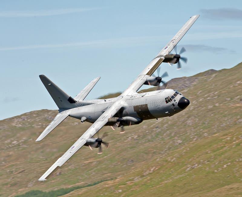 C-130 Hercules zdjęcie royalty free