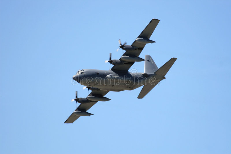 C-130 hercules stock fotografie