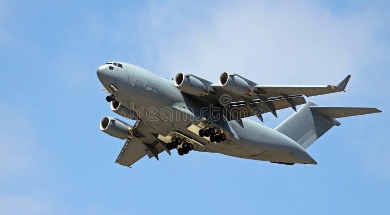 C-17 Globemaster stock afbeelding