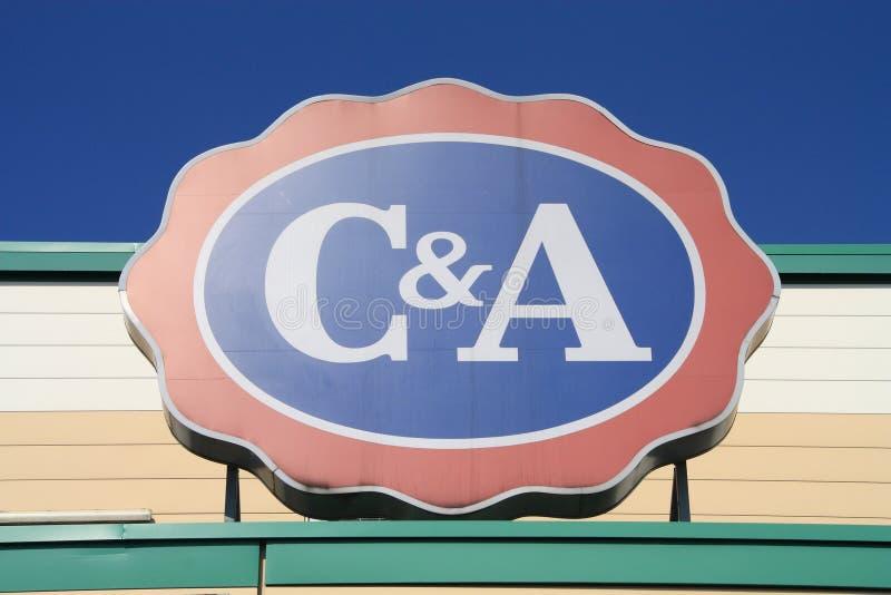 C&A Editorial Stock Photo